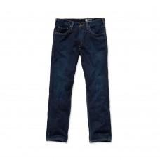 Kelnės džinsinės tiesaus prigludusio modelio Straight Fit Leg Jeans CARHARTT
