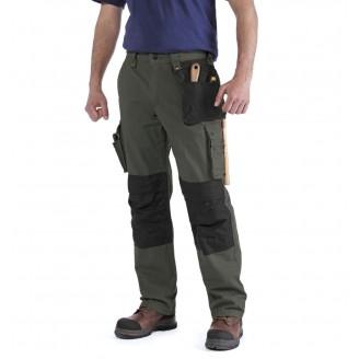 Kelnės su daugiafunkcinėmis kišenėmis RIPSTOP CARHARTT