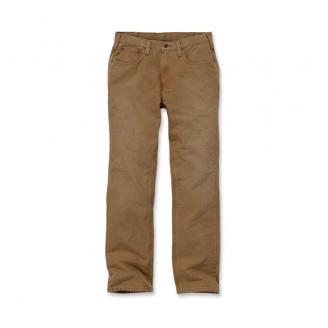 Kelnės su penkiom kišenėm WEATHERED DUCK CARHARTT