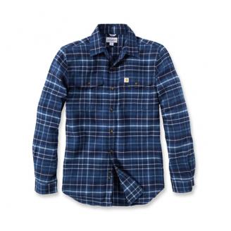 Marškiniai flaneliniai ilgom rankovėm Trumbull slim fit CARHARTT