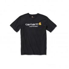 Marškinėliai Core Logo trumpomis rankovėmis CARHARTT