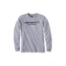 Marškinėliai ilgomis rankovėmis Core Logo CARHARTT