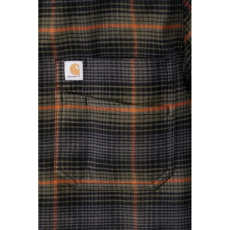 Susagstomi marškiniai ilgomis rankovėmis EMEA CARHARTT