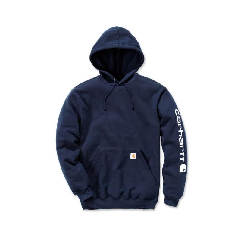 Džemperis su gobtuvu Midweight Logo CARHARTT